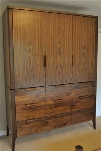 MacNeil/Kent armoire-custom furniture