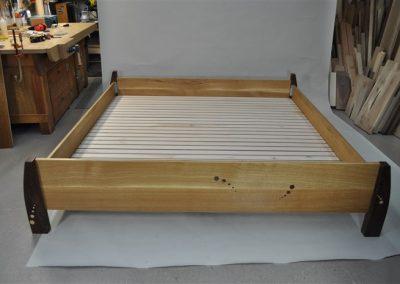 amanda bed - custom furniture