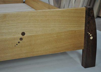 amanda bed - custom furniture1296522