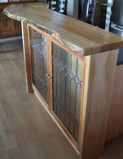heath island top-custom woodwork