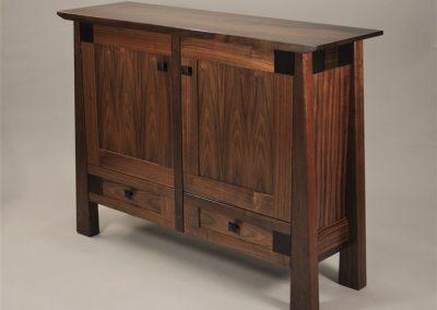 orchard -four square cabinet -custom furniture