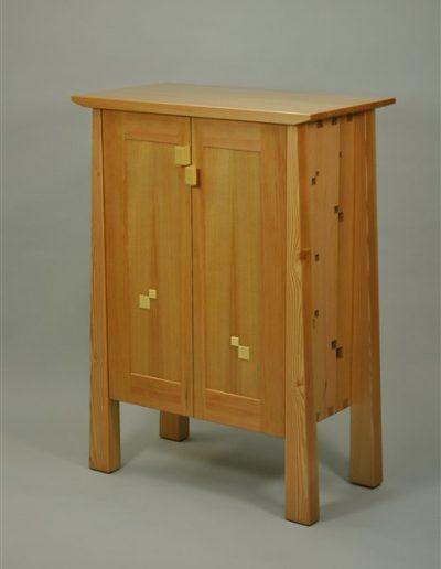 pierced cabinet-iso