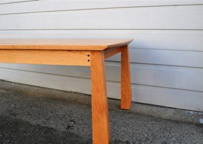 sim dining table-detail-custom furniture