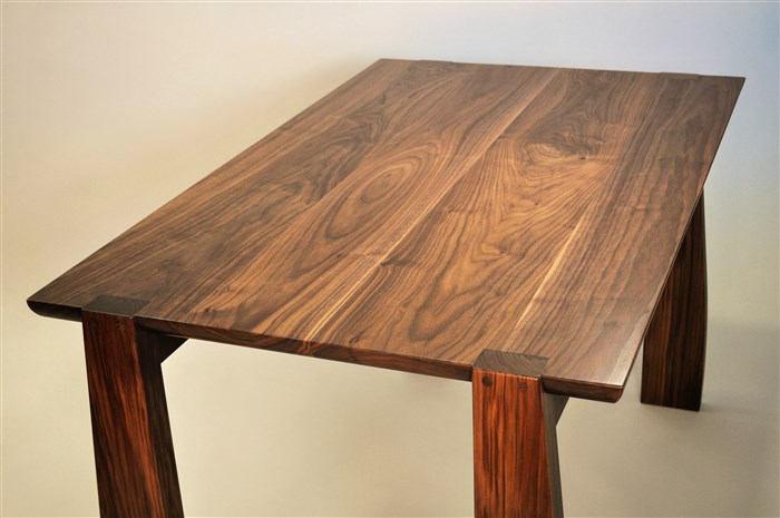 swerve table -overview top custom furniture